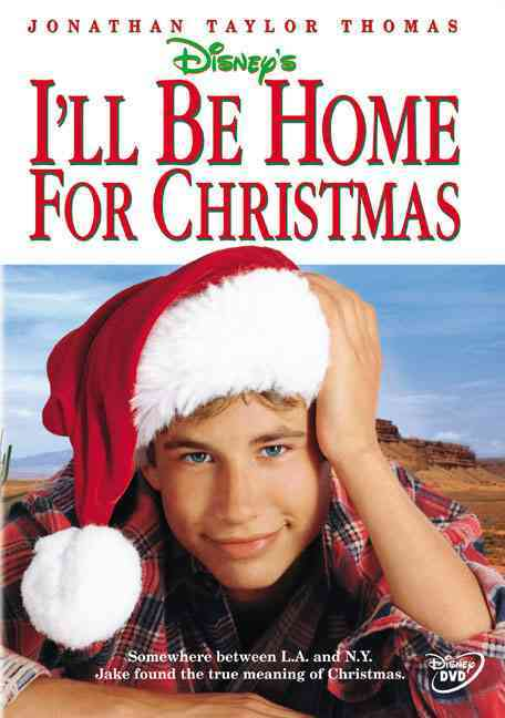 I'LL BE HOME FOR CHRISTMAS BY THOMAS,JONATHAN TAY (DVD)